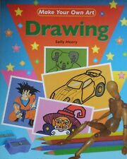 Make Your Own Art,    DRAWING,   By Sally Henry,    GC~LG~P/B   FAST~N~FREE POST