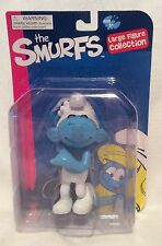 The Smurfs - Large Figure Collection - Vanity Smurf - Brand New