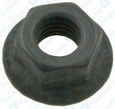 100 M8-1.25 Metric Spin Lock Nuts With Serrations 19mm