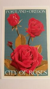Lantern Press Postcard (Image #74464 Portland, OR)