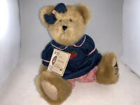 Vintage Rare Boyds The Head Bean Collection Maddie Mcbearsley Brand New