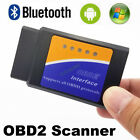 Mini Car OBD2 Bluetooth Diagnostic Scanner Code Reader Tool for Android Windows