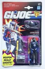 G.I. Joe A Real American Hero Laser-Viper Action Force UK Variant Rare MOC 1991