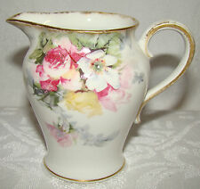 Antique GDA CH Field Haviland Limoges Hand Painted Creamer Cream Pitcher