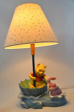 Disney Winnie The Pooh And Piglet Lamp Light Shade Classics Cartoon  Characters
