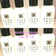 Lot of 10 ~ AVON TRUE COLOR MOISTURIZING EYE MAKE-UP REMOVER LOTION New Sealed