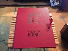 IT, Stephen King, 25th Anniversary Limited Ed Art Portfolio, SIGNED BY ARTISTS