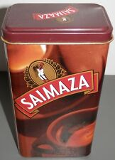 UNA LATA -MARCA DE CAFÉ SAIMAZA