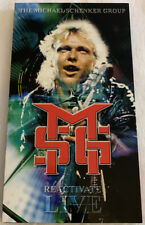 The Michael Schenker Group (MSG) - Reactivate Live (Box Set)
