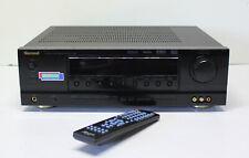 Sherwood RD-7108 A/V Audio Video Receiver 5.1 Channel (bundle) w/ Remote