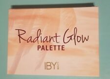 IBY  BEAUTY RADIANT GLOW FACE PALETTE 6 SHADES NEW