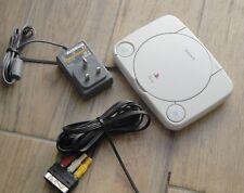 Sony PS1 Slim Console petit défaut