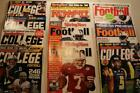 1990s-2010s+SPORTING+NEWS+COLLEGE+FOOTBALL+MAGAZINES-LOT+OF+10