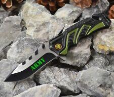 ALBAINOX Tactical Rescue Knife Rettungsmesser US Army Gurtschneider 19598