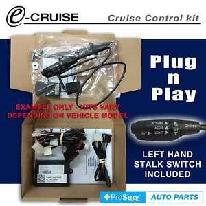 Cruise Control Kit Nissan Navara D22 2.5 crdi 2006-ON (With LH Stalk control swi