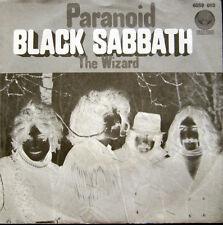 Single / BLACK SABBATH / VERTIGO SWIRL / RARITÄT / 1970 /