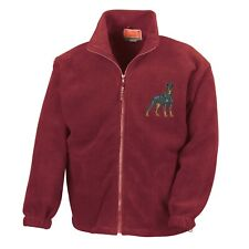 DOBERMAN EMBROIDERED POLOTHERM™ JACKET 9 DESIGNS 4 COLOURS!