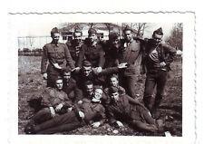 Handsome young men soldiers pose together gay interest vintage photo 1960`s, 16