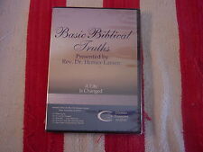 Basic Biblical Truths - A Life Is Changed (DVD) Presented by Rev. Dr. Homer Lars