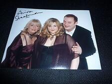 Alison Steadman signed autógrafo 20x25cm en persona Barón Munchausen, muñecas asesinato