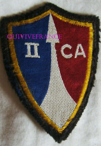 IN18332 - Patch 2° Body Army