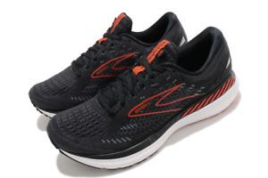 Brooks Glycerin 19 GTS Herren Laufschuhe Schwarz Run Sport Sneakers 1103571D075
