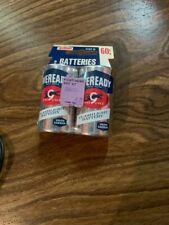 Brand new vintage Eveready Batteries (D)