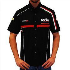 Aprilia Superbike Racing Team Paddock Shirt | New | Official Factory Merchandise