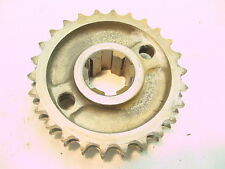 TRIUMPH 500 T100 UNIT ENGINE SPROCKET PRIMARY DRIVE SPROCKET 26 TOOTH GOOD USED