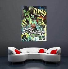 VINTAGE OLD MOVIE THE BODY SNATCHER NEW GIANT WALL ART PRINT POSTER OZ992
