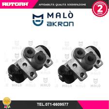90324-G 2 Cilindretti freno post Suzuki (MALO')