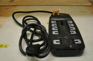 CYBERPOWER SYSTEMS P1008T USA CSP1008T CSP1008T SURGE PROTECTOR 10OUT FREE SHIP