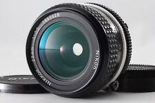 【NEAR MINT】Nikon Ai Nikkor 28mm f/3.5 AI Wide Angle MF Lens  from JAPAN #135