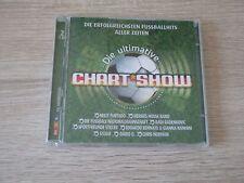 Die Ultimative Chartshow - Die erfolgreichsten Fußball-Hits (2006) 2 CDs