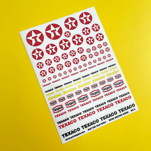 SLOT CAR 1/32nd scale Detail Masters 'Vintage Classic Race Rally' stickers SET 8