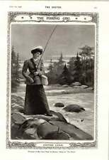 1906 Miss Ruth Vincent Archery Miss Grace Pindar Fishing