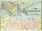 1810+Honduras+Map+Agriculture+Wall+Poster+11%22x15%22+History+Office+Home+School+