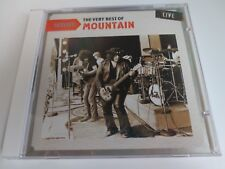 THE VERY BEST OF MOUNTAIN LIVE ~ SETLIST 2011~NM~CD