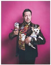 SAL VULCANO REPRINT 8X10 AUTOGRAPHED SIGNED PHOTO PICTURE IMPRACTICAL JOKERS RP