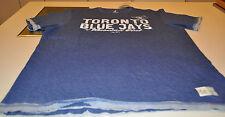 2013 Toronto Blue Jays L Scoring Streak Fashion Tee T Shirt Majestic Men Cotton