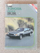 CLYMER Toyota Celica 1985-1992 Repair Book / Shop Manual