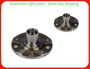 FRONT HUB ONLY FOR 2000 SATURN LS LS1 LS2 LW1 LW2  LEFT & RIGHT PAIR 510052H