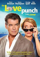 The Love Punch (DVD, 2014, Canadian) Brand New Pierce Brosnan