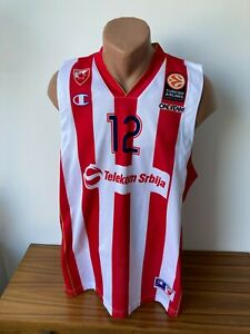 RED STAR Belgrade 2014/15 Champion jersey Nikola KALINIC