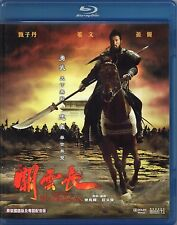 The Lost Bladesman (2011) Blu-Ray [Region A] English Subtitles Donnie Yen