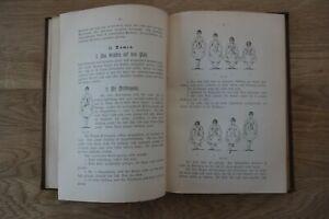Tanzen. A.Freising. Leitfaden Tanz-Unterricht u. ästhetische Gymnastik. EA 1892