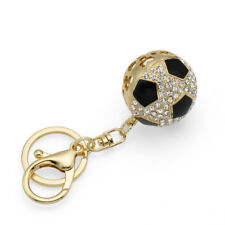 Soccer Ball Women Keychain