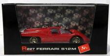 Voitures miniatures de tourisme rouge Brumm pour Ferrari