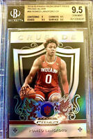 2019-20 Panini Romeo Langford Silver Prizm Rookie RC BGS 9.5 Gem Mint 📈🔥🔥