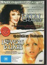 Fearless Aka Fatal Charm - Joan Collins 1978 Erotic Thriller DVD Lovers Liars